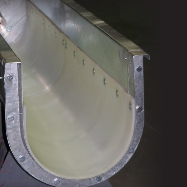 Formed U-Trough / Round Bottom Liners